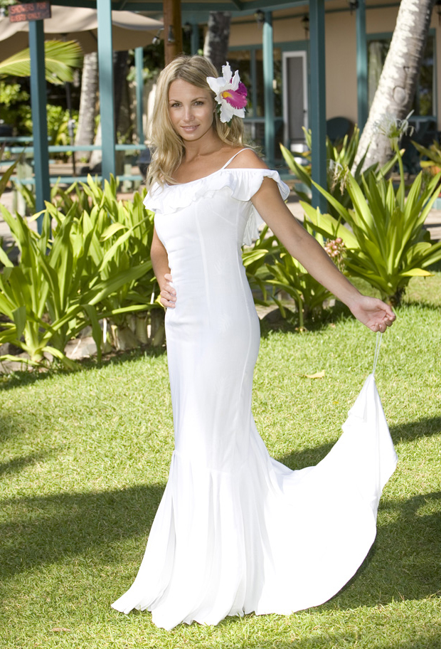Wedding Dresses To Wear At The Beach2