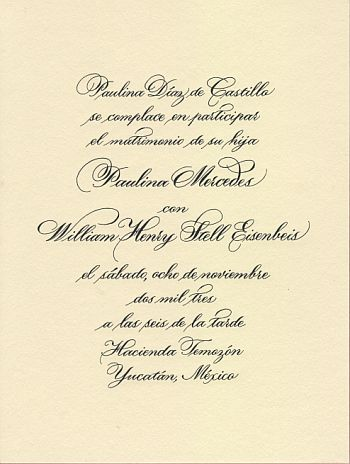 to issue the invitation - Wedding Invitation Sayings