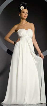 afforable matenity wedding dresses