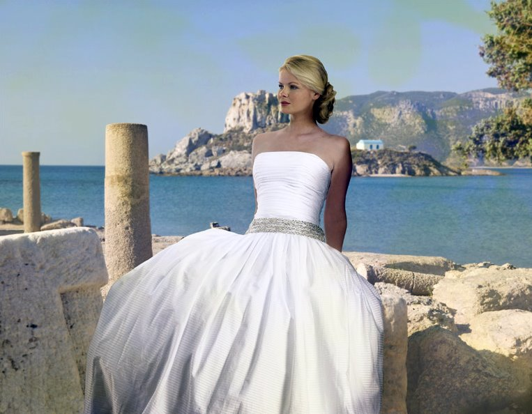 Casual Cotton Beach Wedding Dresses The Wedding SpecialistsThe Wedding Spec