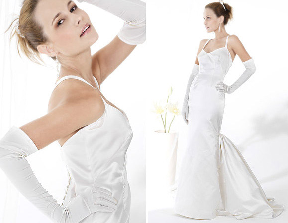 Wedding dresses with white gloves - The Wedding SpecialistsThe ...