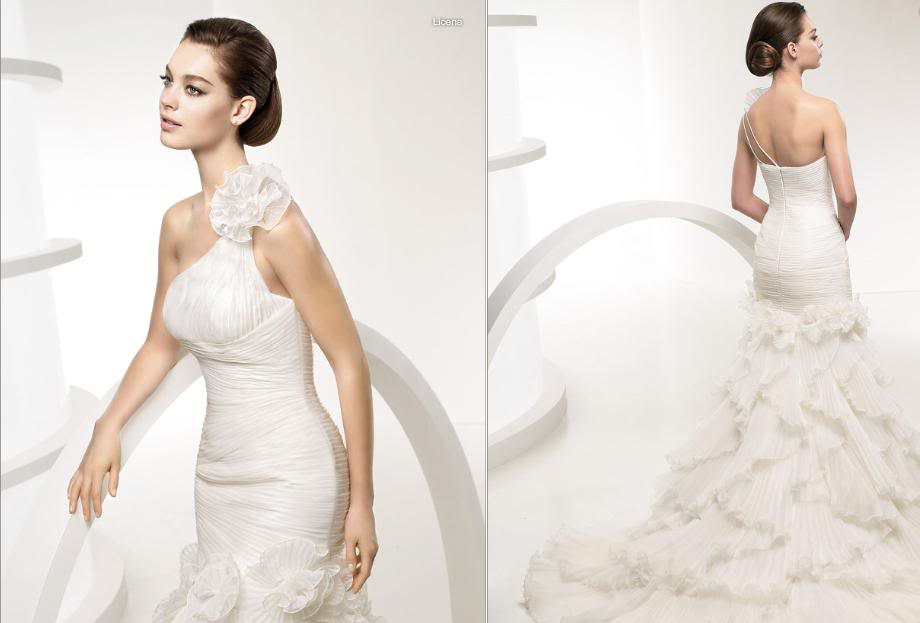 La Sposa romantic wedding dresses San Francisco - The Wedding ...