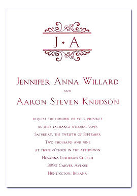 Proper Etiquette For Wedding Invitations The Wedding