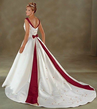 Colored wedding dresses the wedding specialiststhe wedding colored wedding dress source wholesale weddingdress junglespirit Image collections