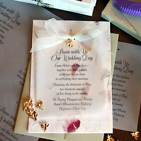 Different Wedding Invitations - The Wedding SpecialistsThe Wedding ...