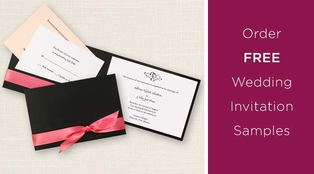 free wedding invitations samples the wedding