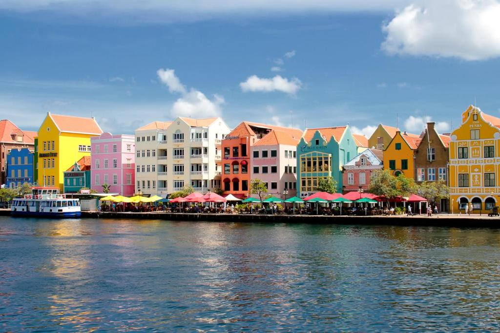 Where to go during hurricane season? Curacao is the answer