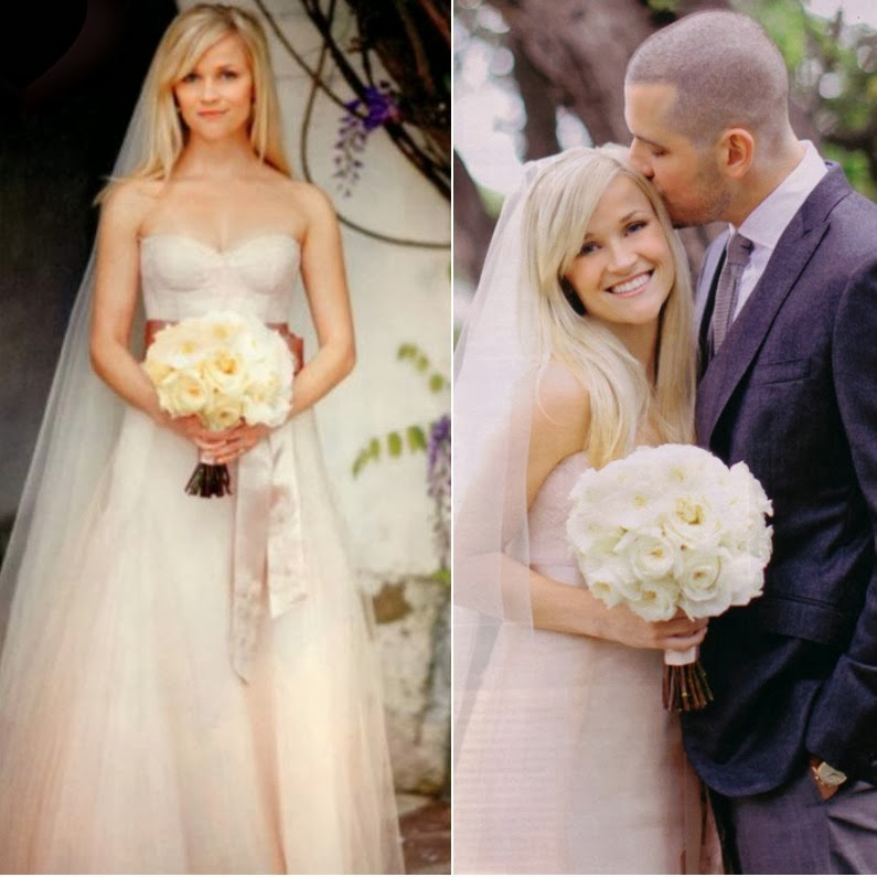 Most Beautiful Celebrity Wedding Dresses The Wedding