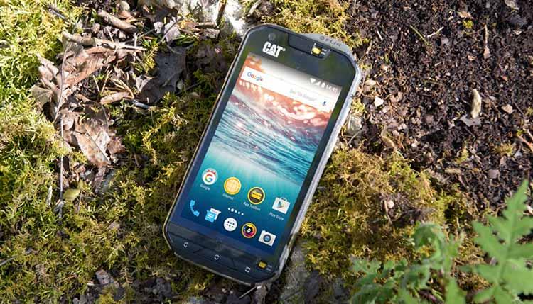 CAT S60 Waterproof Phone
