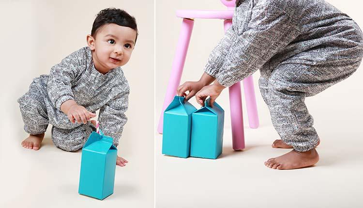 Grubeze Waterproof Suit Toddlers