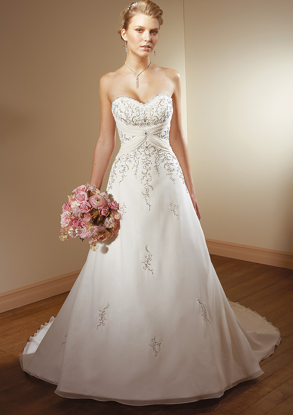 discountinued wedding dresses