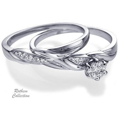 in - Cheap Wedding Rings Sets