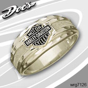 Harley Davidson Wedding Rings Allaboutweddingplanning