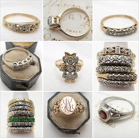 there - History Of Wedding Rings