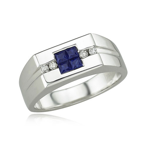 you will get the chance to see many sapphire men wedding rings - Mens Sapphire Wedding Rings